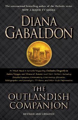 The Outlandish Companion Volume 1 by Diana Gabaldon