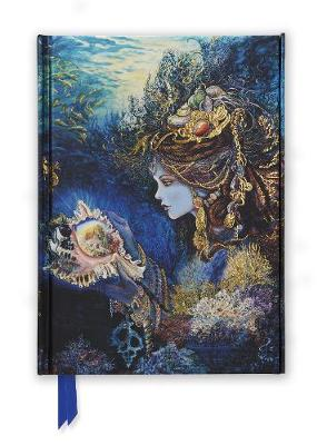 Josephine Wall: Daughter of the Deep (Foiled Journal) by Flame Tree Studio