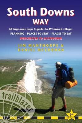 South Downs Way (Trailblazer British Walking Guides) by