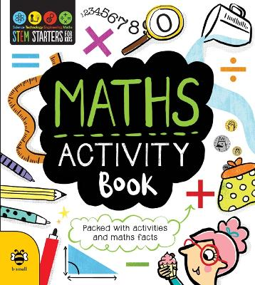 Maths Activity Book by Jenny Jacoby