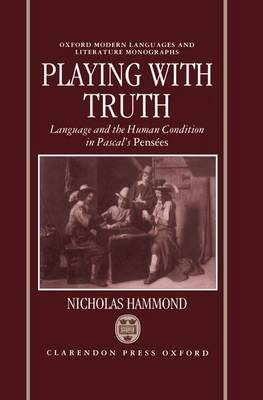 Playing with Truth by Nicholas Hammond