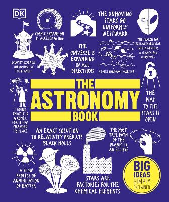 The Astronomy Book by DK