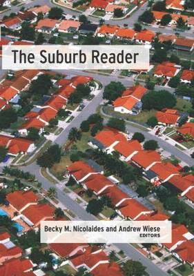 Suburb Reader book