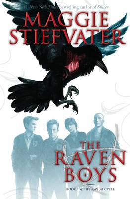 Raven Cycle: #1 Raven Boys book