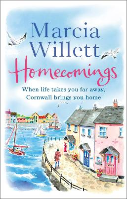 Homecomings: A wonderful holiday read about a Cornish escape book
