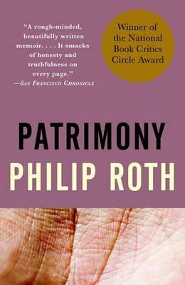 Patrimony: a True Story by Philip Roth
