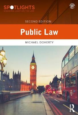 Public Law by Michael Doherty