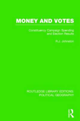 Money and Votes book