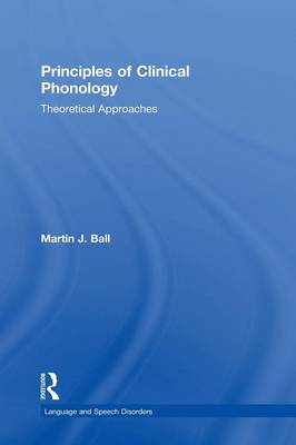 Principles of Clinical Phonology book