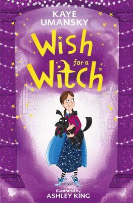 Wish for a Witch by Kaye Umansky