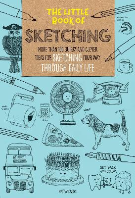 Little Book of Sketching book