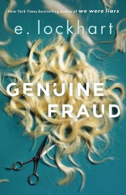 Genuine Fraud by E. Lockhart