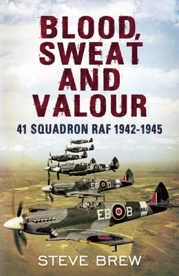 Blood, Sweat and Valour by Steve Brew
