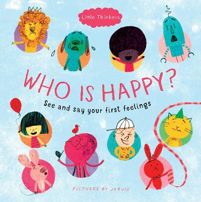 Who Is Happy? book