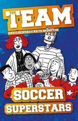Soccer Superstars by David Bedford