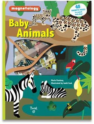 Magnetology Baby Animals by Marie Fordacq