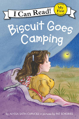Biscuit Goes Camping by Yolen Jane