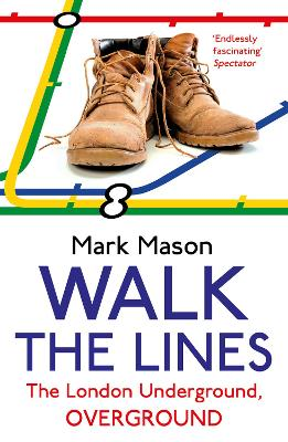 Walk the Lines book