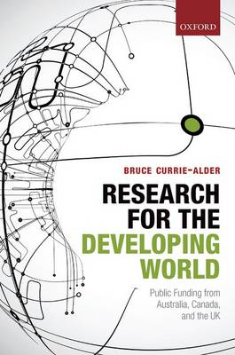 Research for the Developing World by Bruce Currie-Alder
