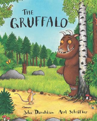 Gruffalo book
