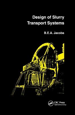 Design of Slurry Transport Systems book