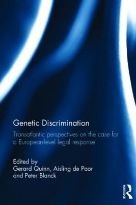 Genetic Discrimination by Gerard Quinn