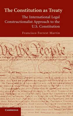 Constitution as Treaty book