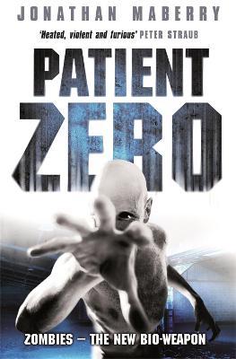 Patient Zero book