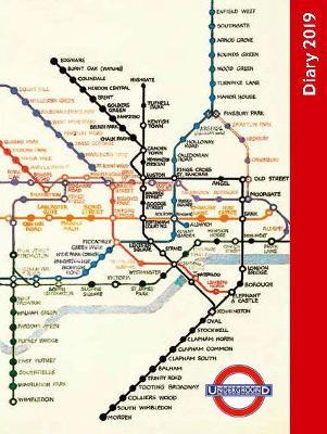 London Underground Pocket Diary 2019 by London Transport Museum