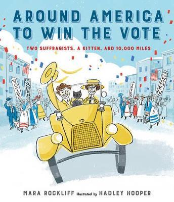 Around America To Win the Vote book