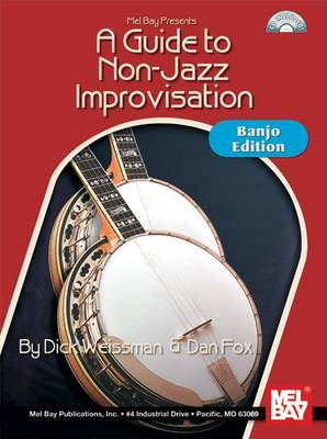 Guide to Non-Jazz Improvisation by Dick Weissman