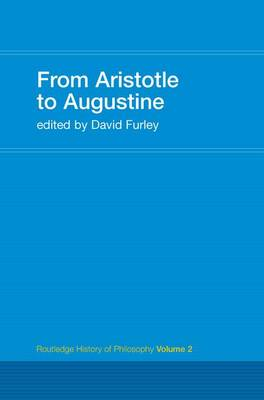 From Aristotle to Augustine by David Furley