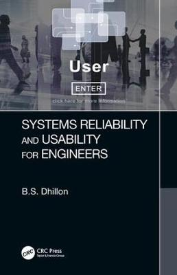 Systems Reliability and Usability for Engineers book