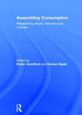 Assembling Consumption book