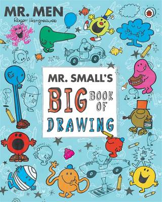 Mr Small's Big Book of Drawing by Roger Hargreaves