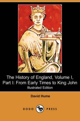 History of England, Volume I, Part I book