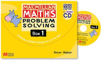 Maths Problem Solving Box 1 book