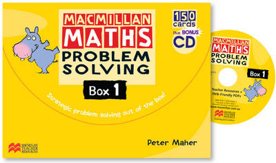 Maths Problem Solving Box 1 book
