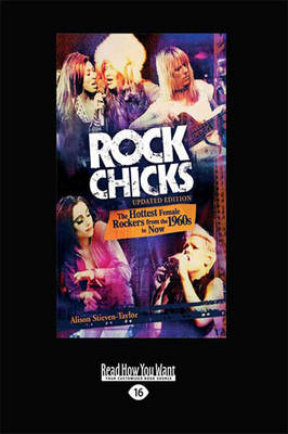 Rock Chicks B+ format by Alison Stieven- Taylor