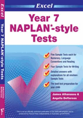 NAPLAN-style Tests: Year 7 by James A. Athanasou