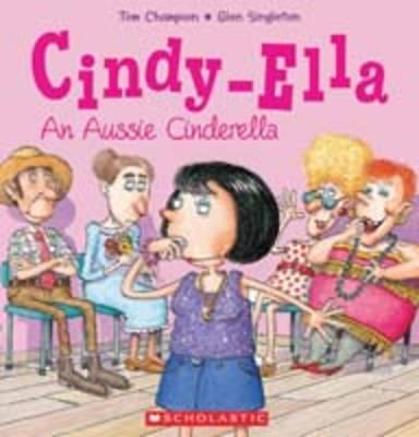 Cindy Ella by Tom Champion
