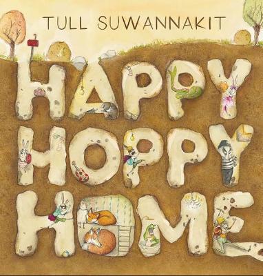 Happy Hoppy Home book