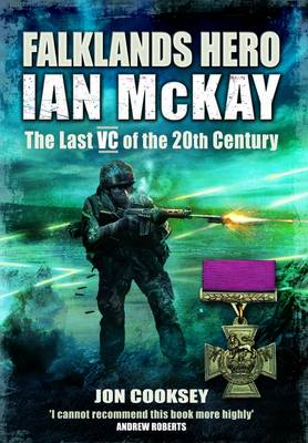Falklands Hero by Jon Cooksey
