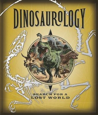 Dinosaurology by Emily Hawkins