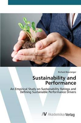 Sustainability and Performance by Richard Boulanger