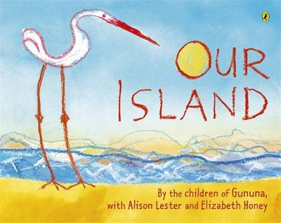 Our Island book