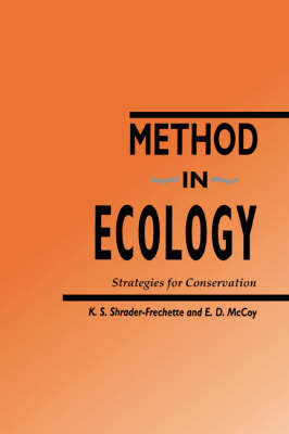 Method in Ecology book