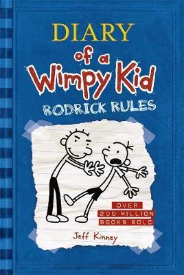 Rodrick Rules: Diary of a Wimpy Kid (BK2) by Jeff Kinney