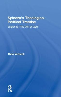 Spinoza's Theologico-Political Treatise book
