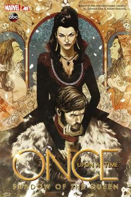 Once Upon a Time Once Upon A Time: Shadow Of The Queen Shadow of the Queen by Dan Thompson